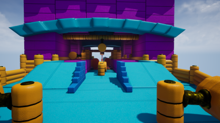 Fun Obstacle Course Vol 1 For Unreal Engine 4