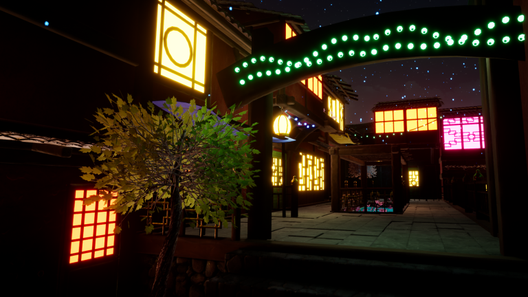 Fantasy Town Vol 1 For Unreal Engine 4
