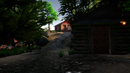 Country Town Vol 1 For Unreal Engine Vol 1