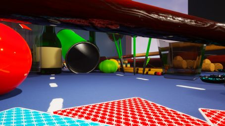 Micro racetrack for unreal engine