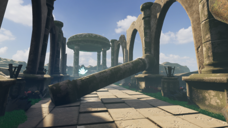 Cave assets for unity engine