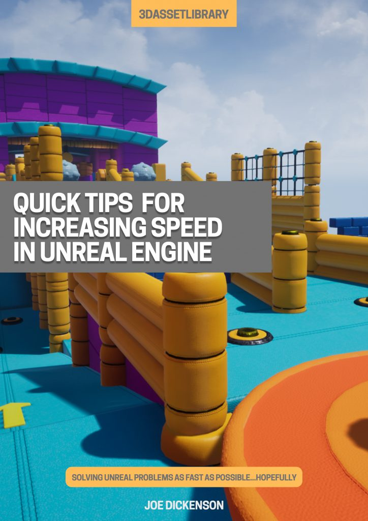 Quick Tips For Increasing Speed In Unreal Engine Ebook