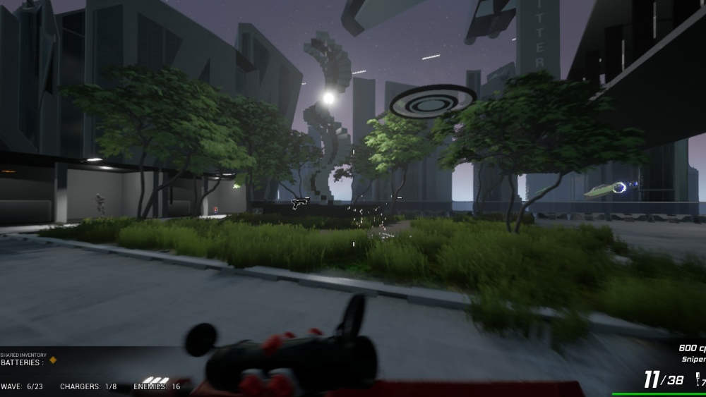 Emitters - Survival Drone Invasions
